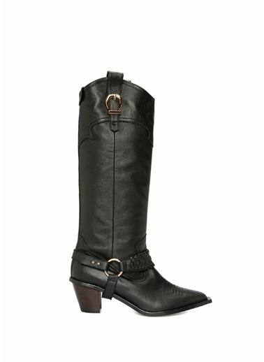 Beymen&Designer Çizme Siyah